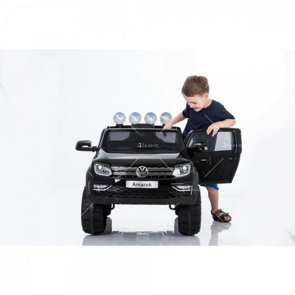 Акумулаторен детски джип Volkswagen AMAROK 4 х 4 6