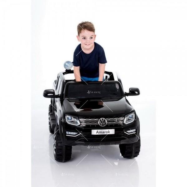 Акумулаторен детски джип Volkswagen AMAROK 4 х 4 7
