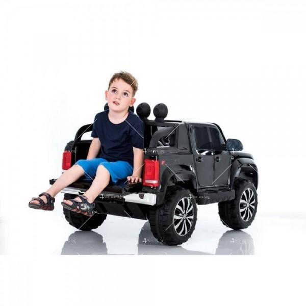 Акумулаторен детски джип Volkswagen AMAROK 4 х 4 8