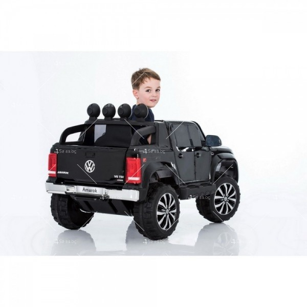 Акумулаторен детски джип Volkswagen AMAROK 4 х 4 9