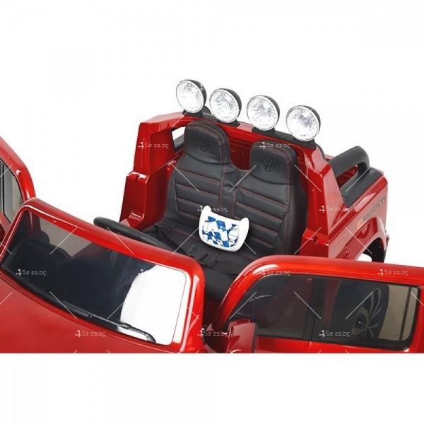 Акумулаторен детски джип Volkswagen AMAROK 4 х 4 12
