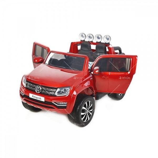 Акумулаторен детски джип Volkswagen AMAROK 4 х 4 13