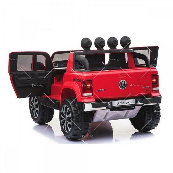 Акумулаторен детски джип Volkswagen AMAROK 4 х 4 14