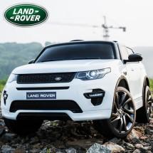 Акумулаторен детски джип Land Rover Discovery, Лицензиран модел