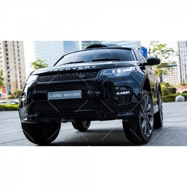 Акумулаторен детски джип Land Rover Discovery, Лицензиран модел 3