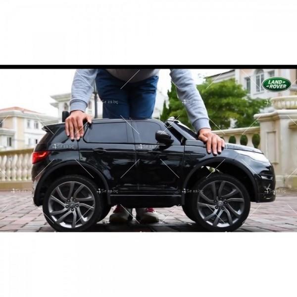Акумулаторен детски джип Land Rover Discovery, Лицензиран модел 6