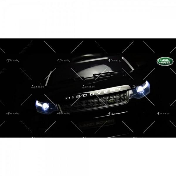 Акумулаторен детски джип Land Rover Discovery, Лицензиран модел 7