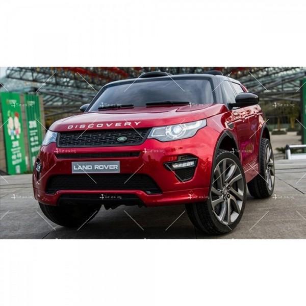 Акумулаторен детски джип Land Rover Discovery, Лицензиран модел 8