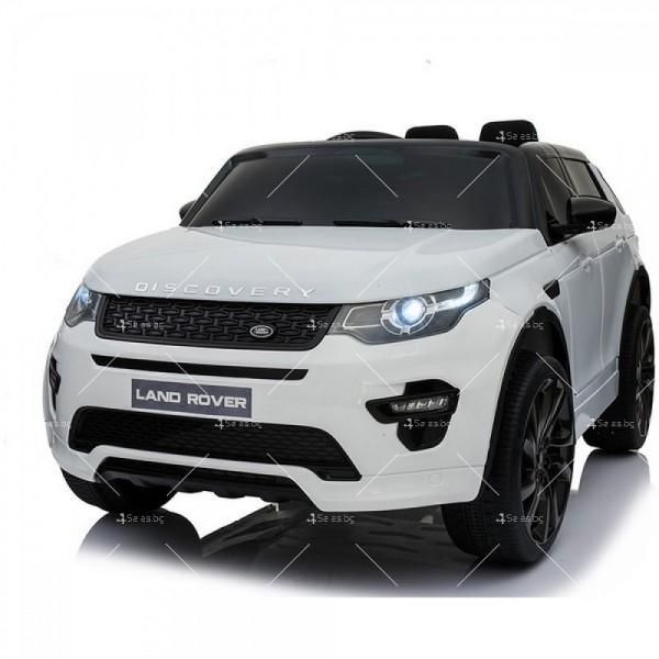 Акумулаторен детски джип Land Rover Discovery, Лицензиран модел 15