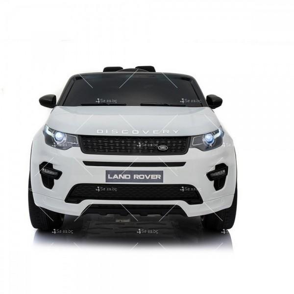 Акумулаторен детски джип Land Rover Discovery, Лицензиран модел 16