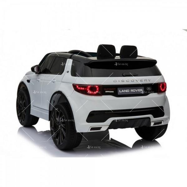 Акумулаторен детски джип Land Rover Discovery, Лицензиран модел 17