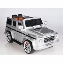 Лицензиран модел акумулаторен детски джип Mercedes G55 AMG