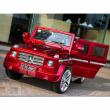 Лицензиран модел акумулаторен детски джип Mercedes G55 AMG 5