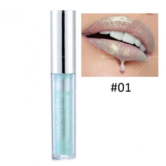 Водоустойчив, блестящ гланц за устни с дълготраен ефект- HZS316