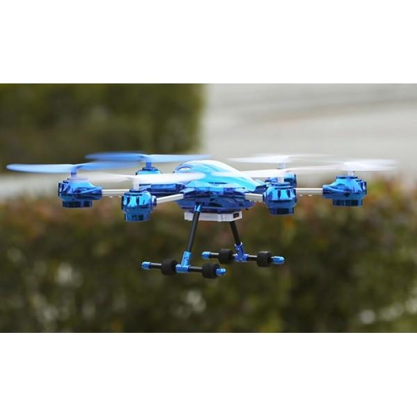 Дрон HUAJUN Pathfinder 2HV6 W609 - 8 1500mAh HeadlLess режим 10