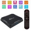 Смарт TV бокс X96QMax+(4+32G) Android 9.0 Amlogic S905X3 X96Max 11