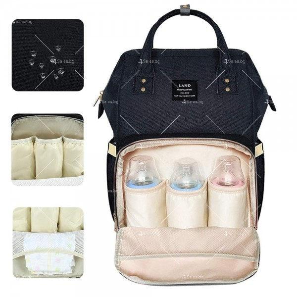Детска раница-чанта за аксесоари с многофункционална използваемост