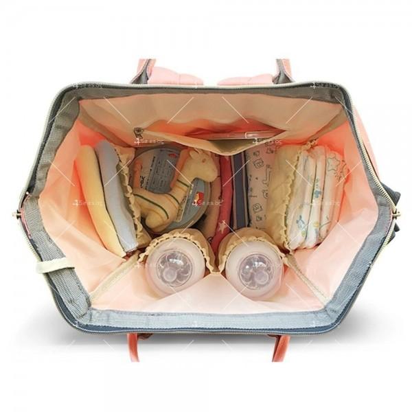 Детска раница-чанта за аксесоари с многофункционална използваемост 2