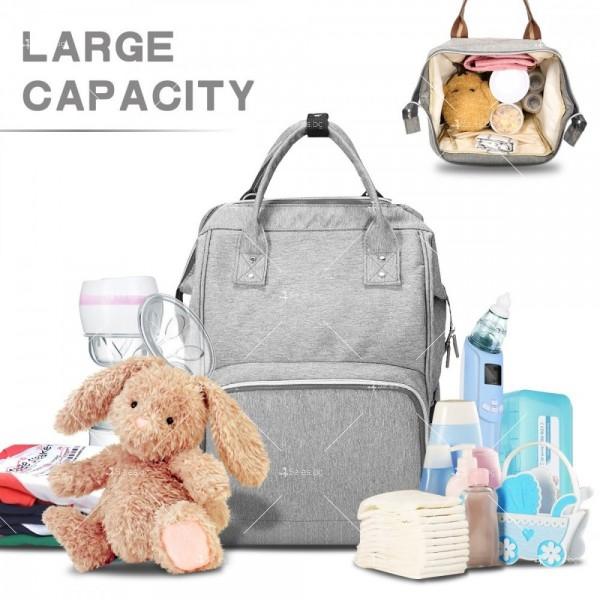 Детска раница-чанта за аксесоари с многофункционална използваемост 5