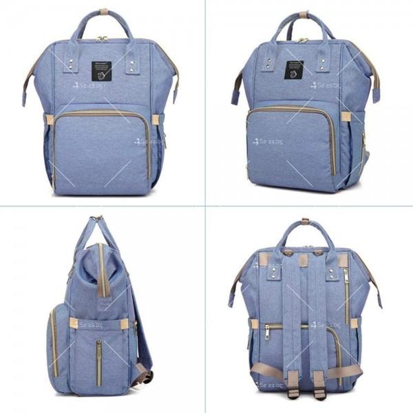 Детска раница-чанта за аксесоари с многофункционална използваемост 12