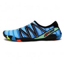 Мъжки аква обувки от бързосъхнеща материя и неплъзгаща се гумена подметка X SHOE1