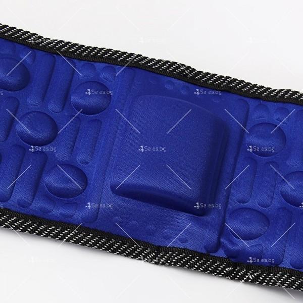 Масажен, антицелулитен колан с отслабващ ефект за стегнато и стройно тяло TV107 4
