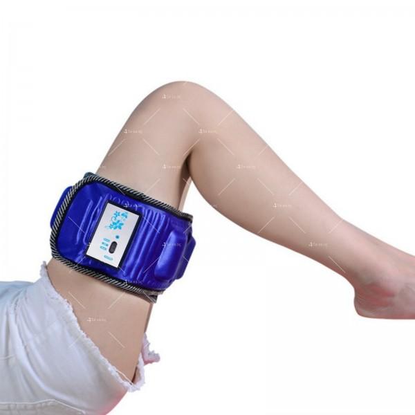 Масажен, антицелулитен колан с отслабващ ефект за стегнато и стройно тяло TV107 6