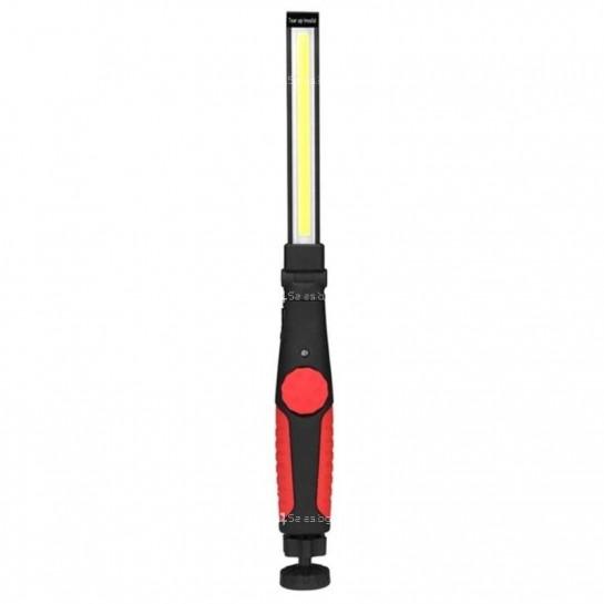 LED фенер с USB зареждане, 360 градуса завъртане и чупещо се рамо
