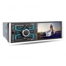 Проекционен екран MP5 и MP4 плейър за кола с двойно бързо USB зареждане