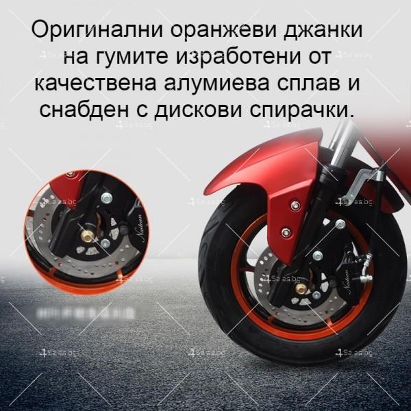 Универсален електрически скутер с мощност 1200W в различни цветове - MOTOR11 13