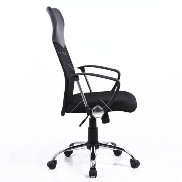 Модерен офис стол за бюро с разглабящи се елементи - CHAIR2 2