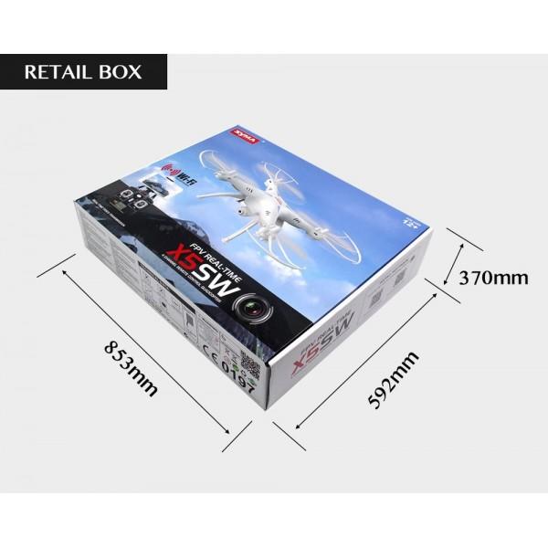 Дрон Syma X5SW Explorers с 2mpx HD камера, 2.4 Ghz обхват до 200 метра 32