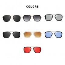 Слънчеви мъжки очила с дизайн в стил Iron man YJ39