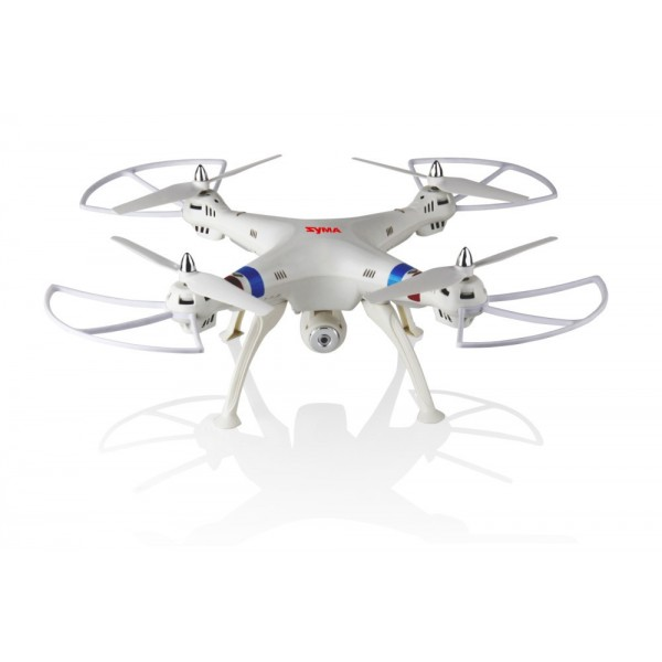 Дрон Syma X8W Explorers с безжична камера и предаване в реално време 3