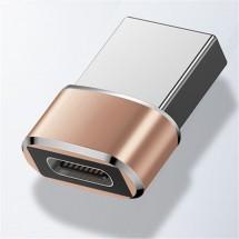 USB преобразувател, за бързо зареждане или пренос на данни Type-C - CA131