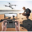 Сгъваем дрон за въздушна фотография DRON E525 5