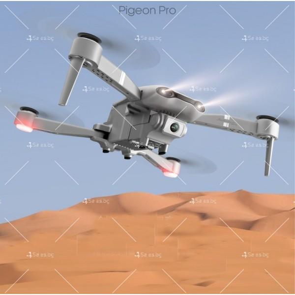 Сгъваем дрон за въздушна фотография DRON E525 7