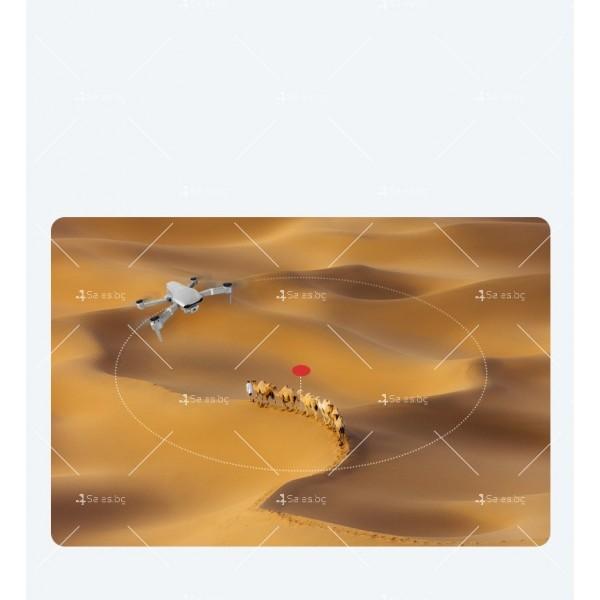 Сгъваем дрон за въздушна фотография DRON E525 9