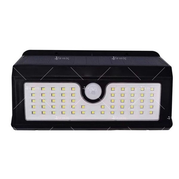 Соларна LED лампа с 55 диода, силна светлина и няколко режима на работа H LED1
