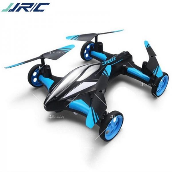 Jjrc дрон- автомобил с летателен режим и дистанционно управление DRON JRC-X123