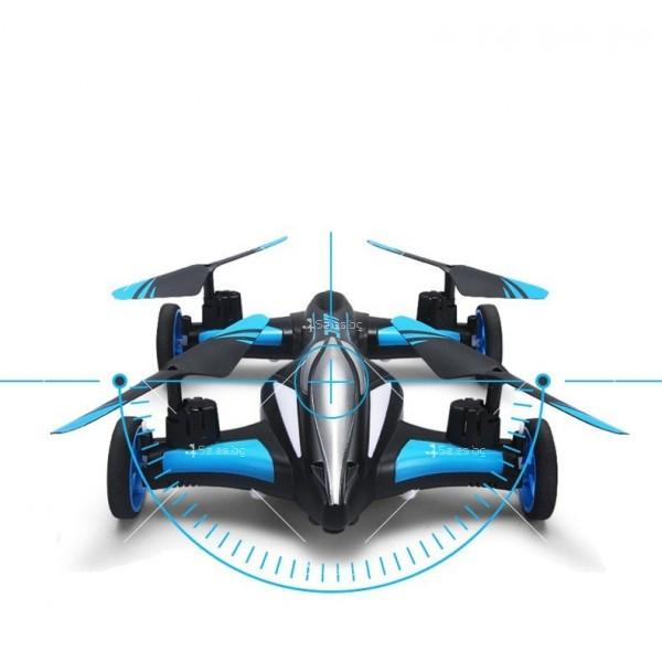 Jjrc дрон- автомобил с летателен режим и дистанционно управление DRON JRC-X123 4
