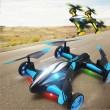 Jjrc дрон- автомобил с летателен режим и дистанционно управление DRON JRC-X123 11