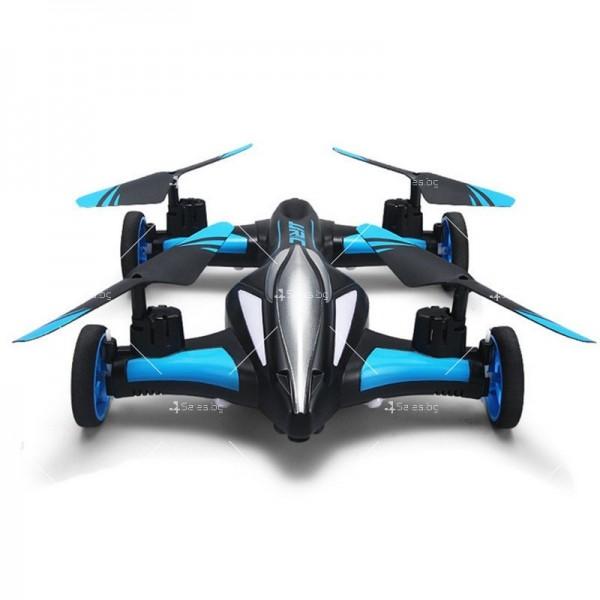 Jjrc дрон- автомобил с летателен режим и дистанционно управление DRON JRC-X123 13
