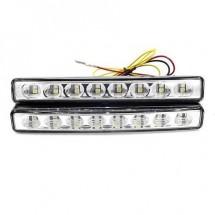 LED автомобилни светлини DRL-LA589 - Car led31