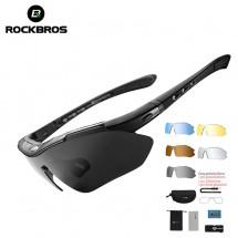 ROCKBROS спортни мъжки слънчеви очила за колоездене