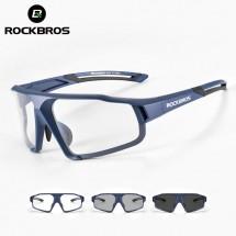 Фотохромни спортни мъжки слънчеви очила подходящи за колоездене ROCKBROS