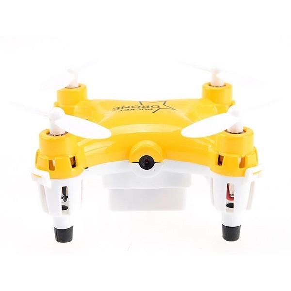 Мини дрон Lishitoys L6058W 0.3mpx камера LED светлини 120mAh - Камера с FPV -HIT 7