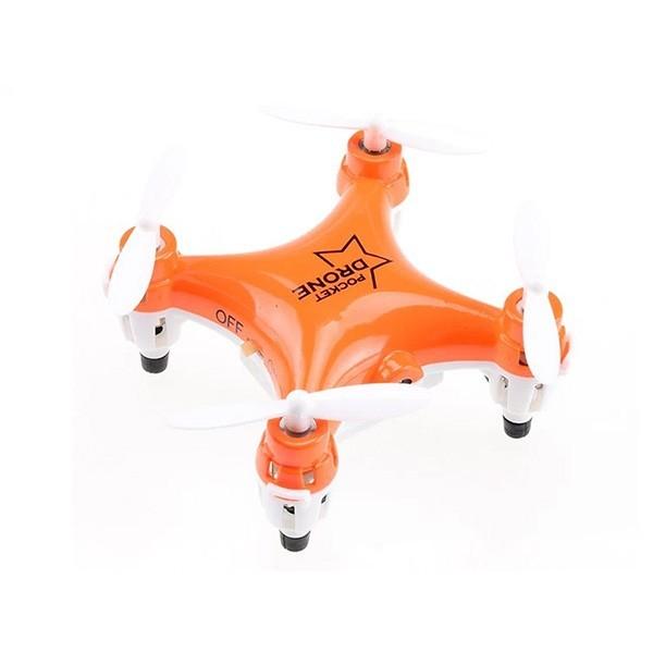 Мини дрон Lishitoys L6058W 0.3mpx камера LED светлини 120mAh - Камера с FPV -HIT 8