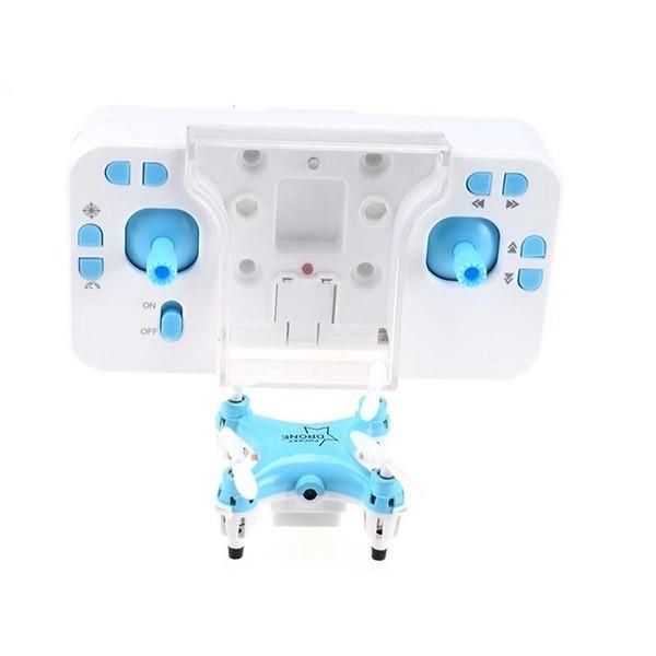 Мини дрон Lishitoys L6058W 0.3mpx камера LED светлини 120mAh - Камера с FPV -HIT 11