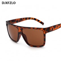 Унисекс слънчеви очила с правоъгълна форма